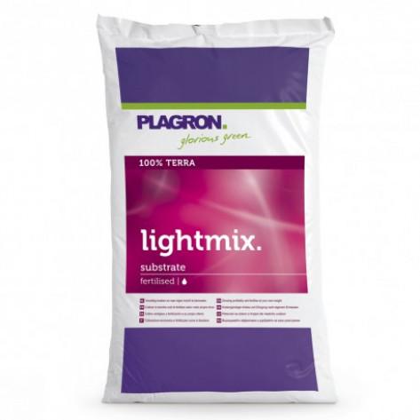 LIGHT MIX CON PERLITA PLAGRON 50L