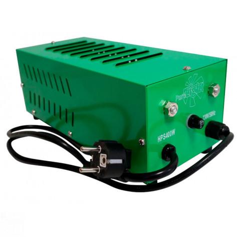 BALASTRO PURE LIGHT 600W V2 (CERRADO)