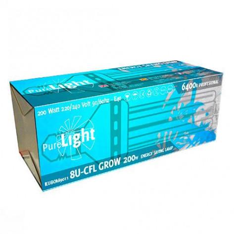 BOMBILLA PURE LIGHT CFL 250W CRECIMIENTO 6400K (CRECIMIENTO)