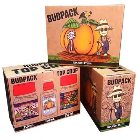 Bud Pack Top Crop Floración