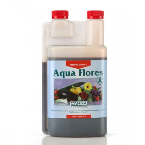 AQUA FLORES A 1L CANNA-32
