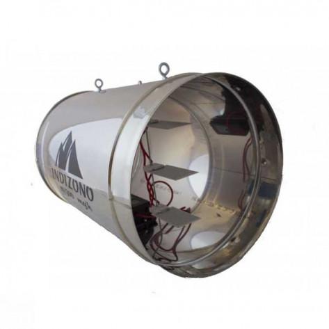 INDIZONO 200 MM - 7000 MG/H (HASTA 7000 M3)