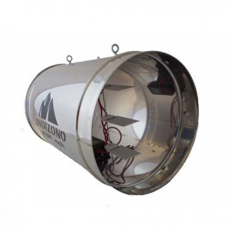 INDIZONO 300 MM - 10500 MG/H (HASTA 10000 M3)