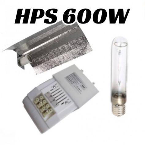 KIT SUPERLUMEN HPS 600W