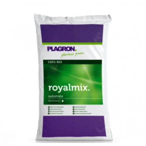SUSTRATO PLAGRON ROYALTY MIX 50 L