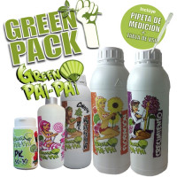 GREEN PACK KIT FERTILIZANTES GREEN PAI PAI-22