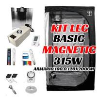KIT LEC BASIC MAGNÉTICO C2 315W ARMARIO 100-120CM