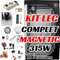 KIT LEC COMPLET MAGNÉTICO C2 315W ARMARIO 100-120CM