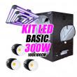 KIT LED CULTIVO BASIC 300W (ARMARIO 100X100X200)