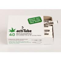 ACTITUBE CARBÓN ACTIVO CAJA 40und-22