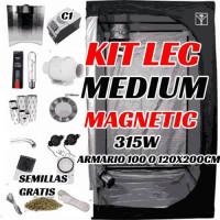 KIT LEC MEDIUM MAGNÉTICO C1 315W ARMARIO 100-120CM