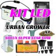 KIT LED CULTIVO URBAN GROWER SOLUX 60W-06